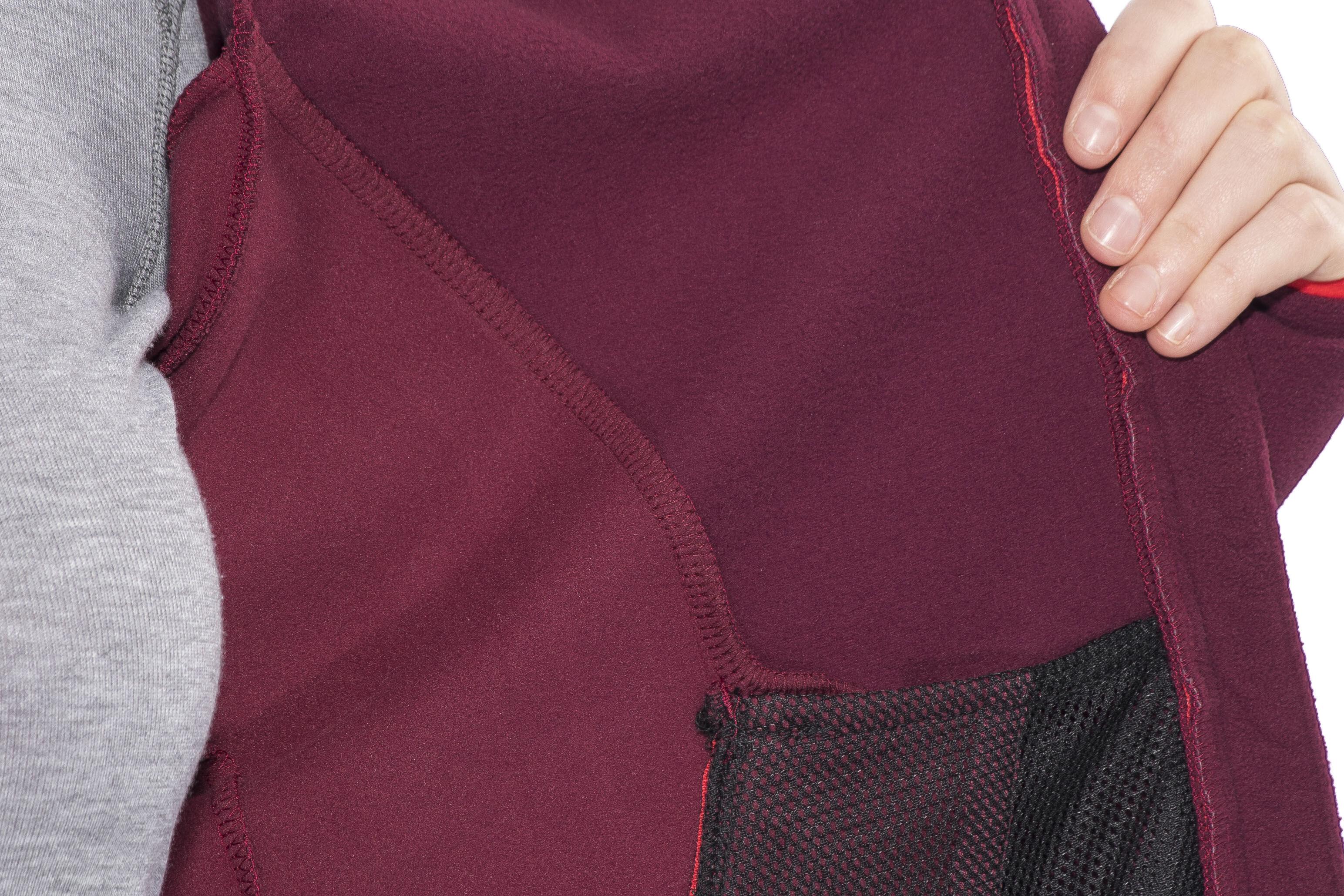 9ad69f11 Bergans Cecilie Fleece Jacket Women dark cherry/strawberry at ...